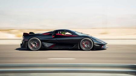 ¡Ya es oficial! SSC Tuatara se queda con el título del auto más rápido del mundo gracias a sus 509 km/h
