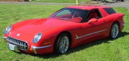 Un Corvette Nomad singular y top 10 de coleccionistas. Rueda por Twitter (67)