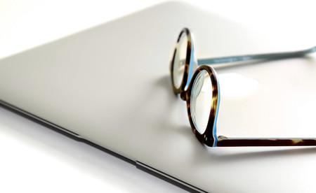 gafas y Mac