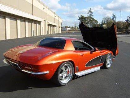 CRC Corvette 1962