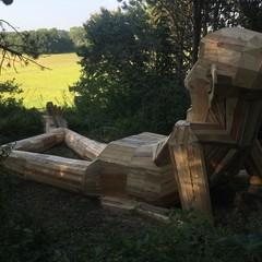 Foto 2 de 11 de la galería gigantes-madera-copenhague en Diario del Viajero