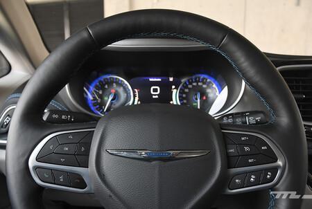 Chrysler Pacifica 2021 Opiniones Prueba Mexico 15