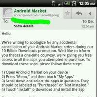¿Has tenido problemas para comprar algunas apps en oferta? Tranquilo, Google te las regala