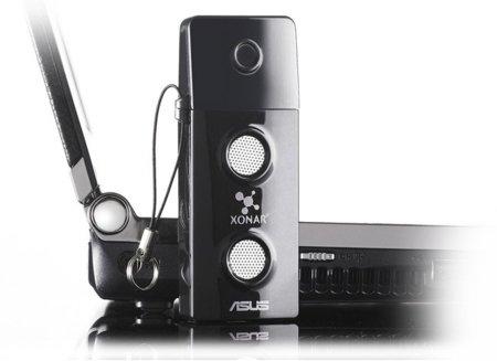 Asus Xonar U3, la tarjeta de sonido que entra por USB