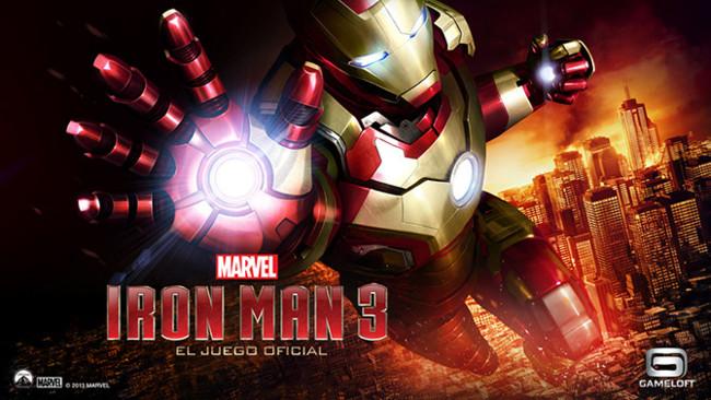 Iron Man 3 para iOS, Tony Stark tiene prisa en llegar