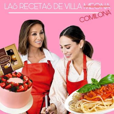 ¿Qué come Isabel Preysler? ¿Prueba los Ferrero Rocher? Tamara Falcó publica nuevo libro: 'Las recetas de mi madre'