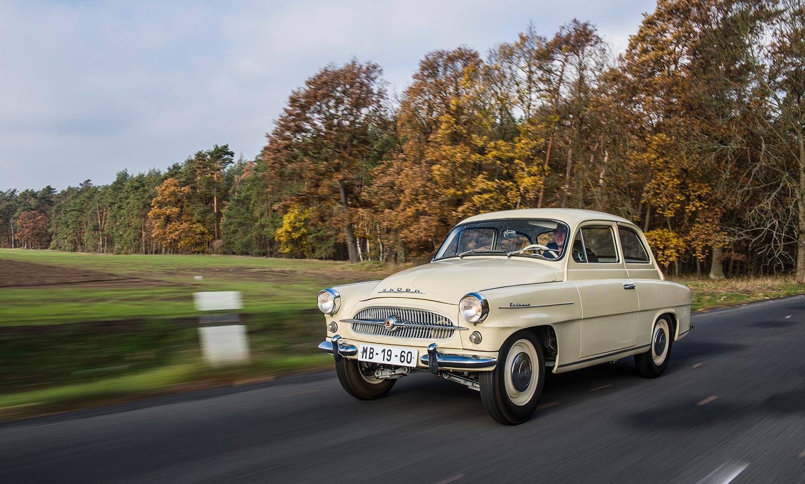 Foto de El Škoda Octavia celebra su 60ª aniversario (3/20)