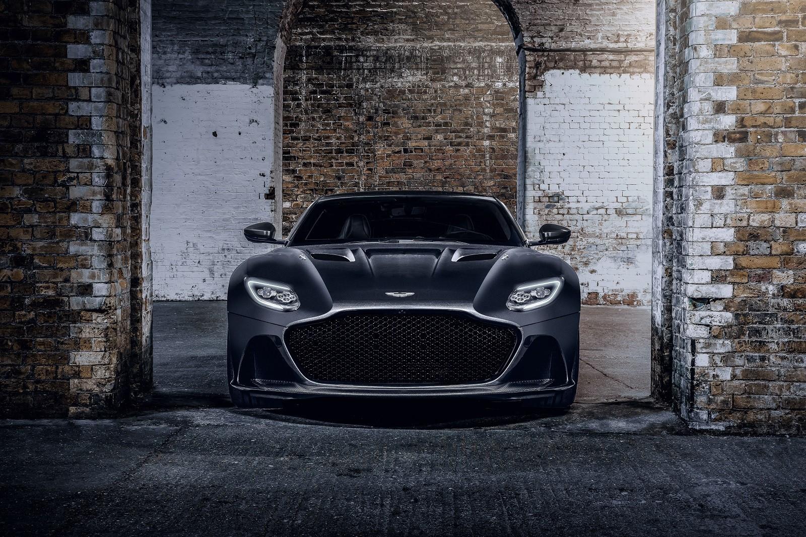 Foto de Aston Martin Vantage y DBS Superleggera 007 Edition (32/39)