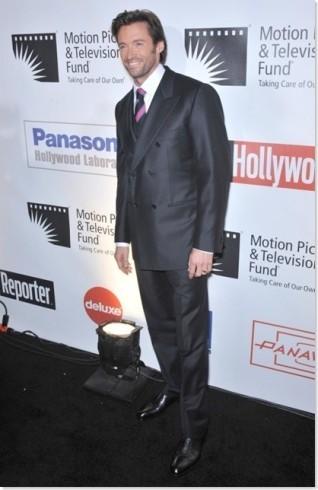 Hugh Jackman, el hombre más sexy del mundo por la revista People