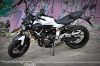 Yamaha MT-07, prueba (características y curiosidades)