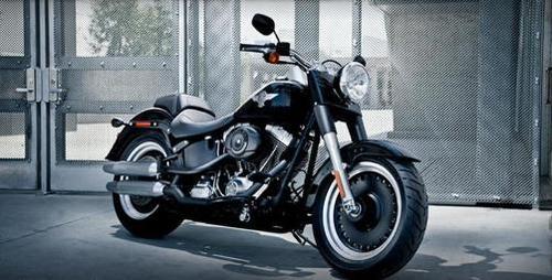 Harley-DavidsonFLSTFBSoftailFatBoySpecial