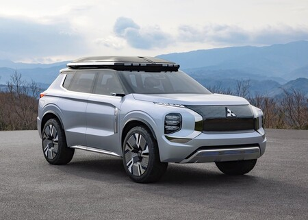 Mitsubishi Engelberg Concept Outlander