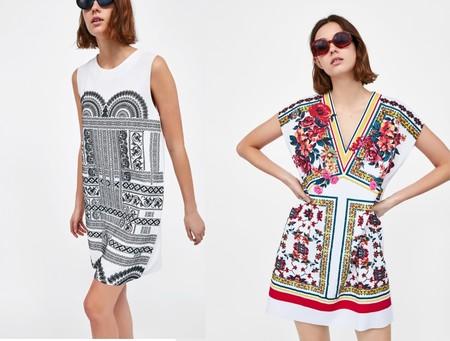 Minivestidos Zara