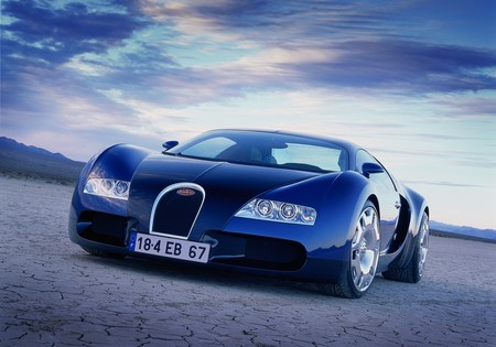 Historia Bugatti Veyron 7