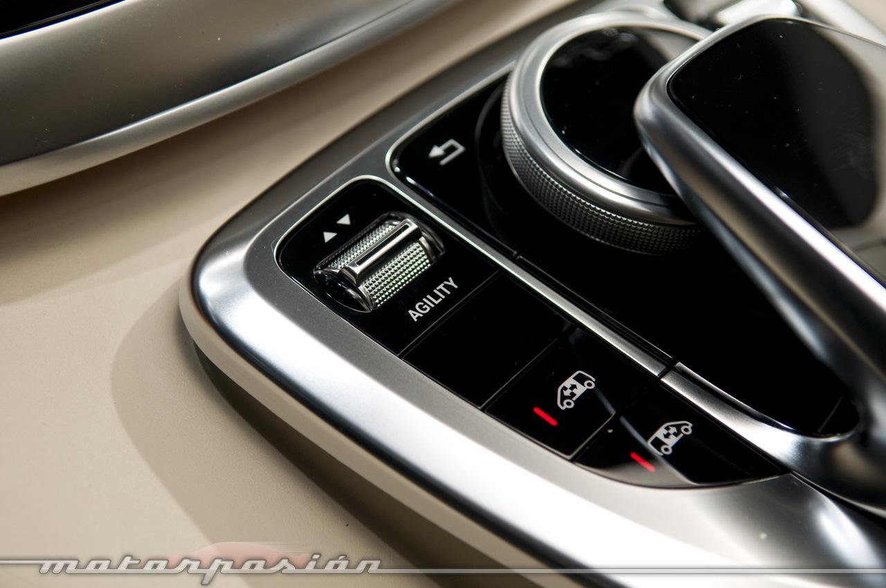 Foto de Mercedes-Benz Clase V (presentación) (30/40)