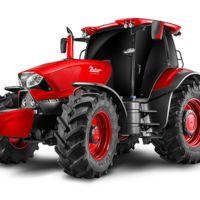 Cuando Pininfarina decide diseñar tractores en lugar de Ferraris, resulta este increíble Zetor