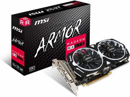 MSi RX 570