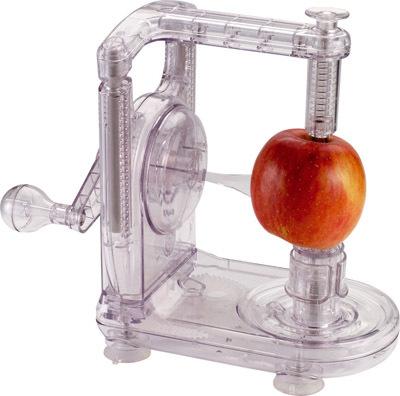Práctico pelador de fruta