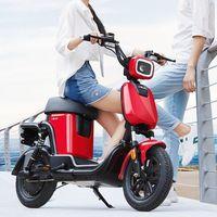 La Xiaomi Mi HIMO T1 es un híbrido entre moto eléctrica y bicicleta a precio de derribo: 399 euros