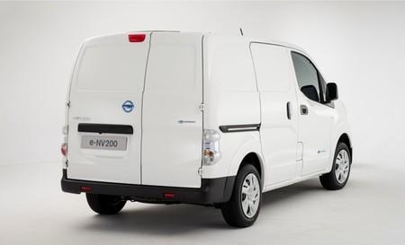 Nissan e-NV200 de carga 02