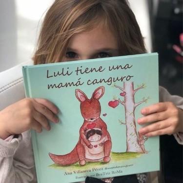 'Luli tiene una mamá canguro', un precioso cuento sobre la crianza con apego y el vínculo afectivo con nuestros hijos