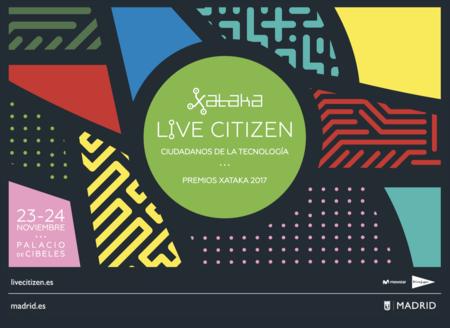 Un planazo para toda la familia: Xataka Live Citizen, este viernes en Madrid