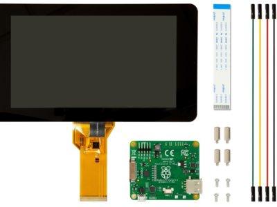 La Raspberry Pi ya tiene pantalla táctil oficial: hazte con ella por 60 dólares