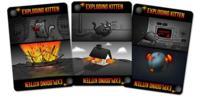 Exploding Kittens, la baraja de gatitos que está batiendo todos los récords en KickStarter