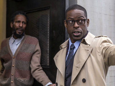 Sterling K. Brown ganador del Emmy 2017 por 'This is Us'