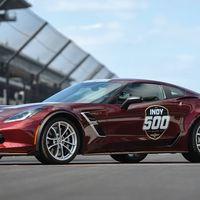 El Corvette regresa a las carreras…como Pace car en la Indy 500