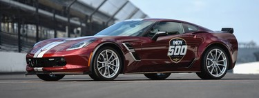 El Corvette regresa a las carreras…como Pace car en la Indy 500