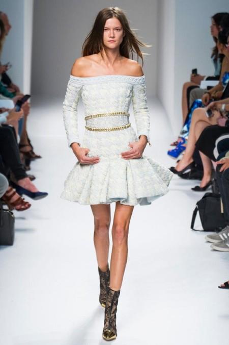 Balmain Ss 2014 Dress