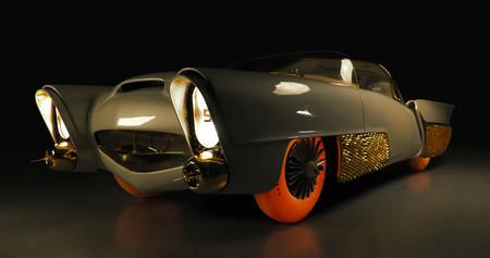 La apasionante historia del Golden Sahara II, el 'coche autónomo' de 1958 que ha vuelto a la vida con Goodyear