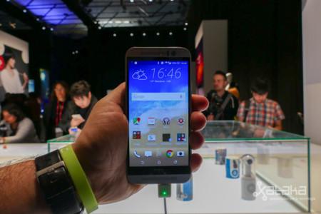 El nuevo HTC One M9 nos suena y te lo enseñamos en vídeo