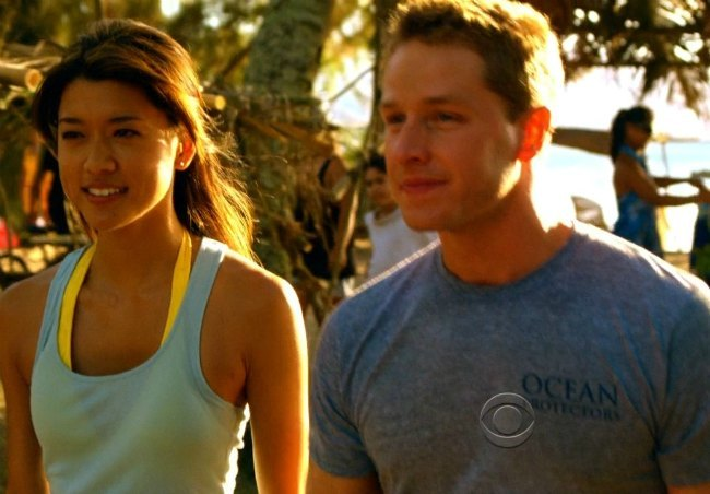 Josh Dallas in Hawaii Five-0