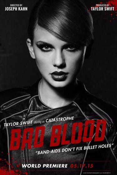 ¡Llegó 'Bad Blood'! Taylor Swift declara la guerra a Selena Gomez con un ejército de celebrities