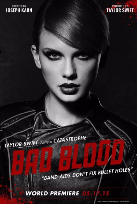 ¡Llegó 'Bad Blood'! Taylor Swift declara la guerra a Selena Gomez con un ejército de celebrities