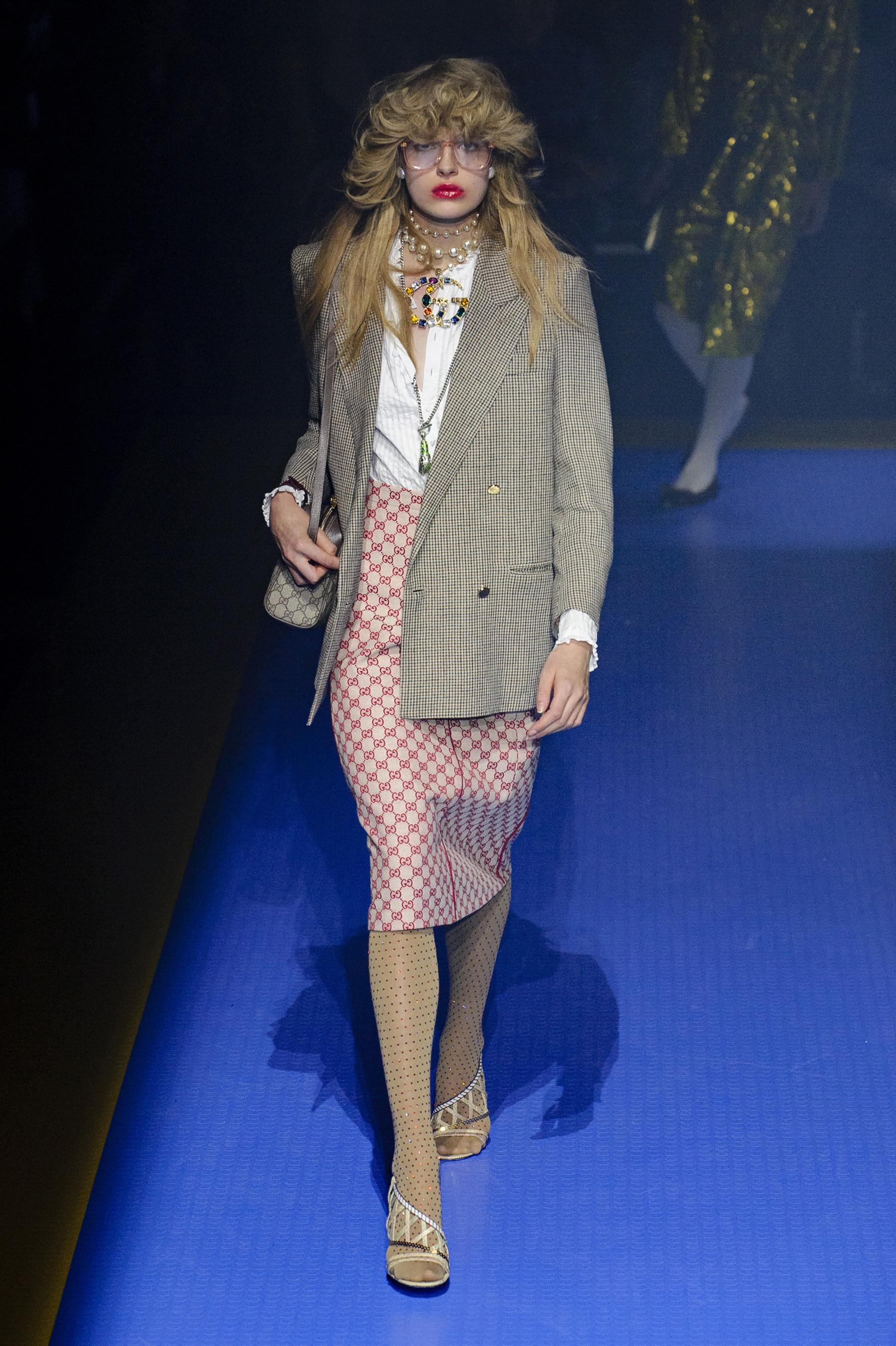 Foto de Gucci Primavera-Verano 2018 (1/63)