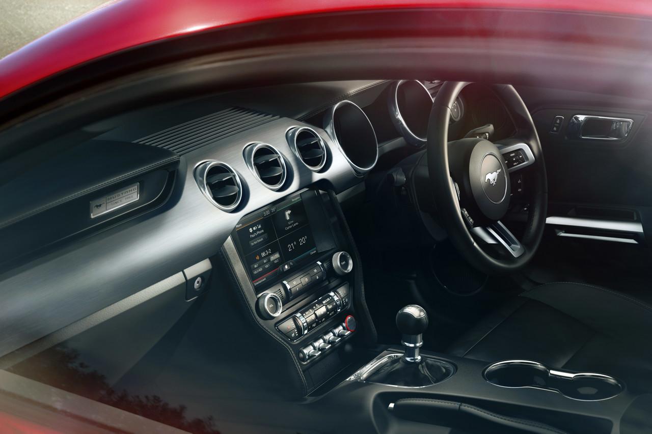 Foto de Ford Mustang 2014 (9/15)