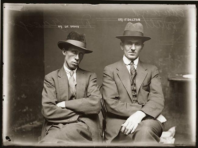 Delincuentes por la policía de Sidney años 20 -1