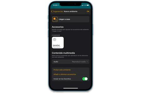 Iphone 12 Pro Homepod Automatizacion