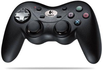 Logitech Cordless Precission para Playstation 3