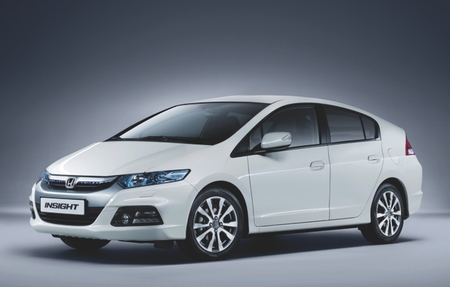 Honda Insight blanco