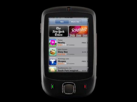 La tienda de aplicaciones de Windows Mobile está en desarrollo