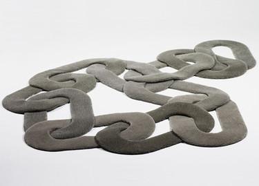 Chain Carpet, nuevas tendencias en alfombras