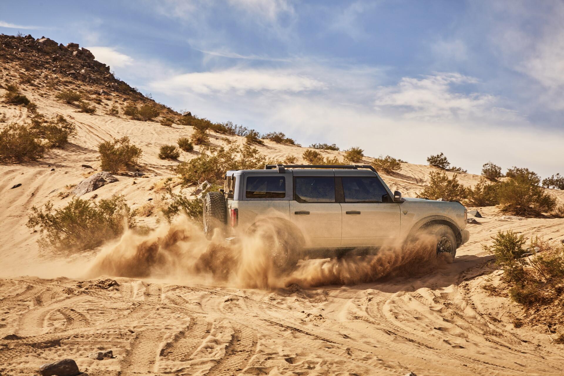 Foto de Ford Bronco (21/30)