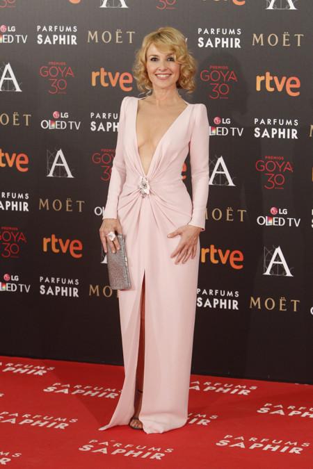 Peor Vestidas Goya 2016 Alfombra Roja 12