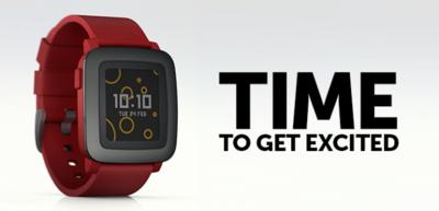 Pebble lanza el SDK 3.0 habilitando el soporte para su nuevo Pebble Time