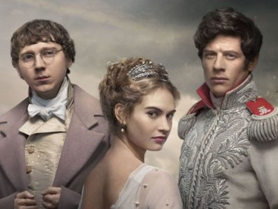 'War and Peace', una adaptación que tira la casa por la ventana