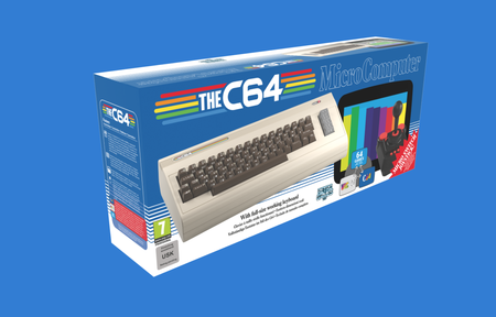 Sigue la moda retro: ahora es Commodore la que verá llegar una versión del Commodore 64 original